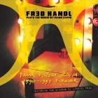 Fred Händl: Fred Händl plays the music of Frank Zappa – featuring The Giacomo di Lindini Trio