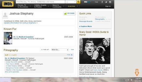 Joshua Stephany on IMDb
