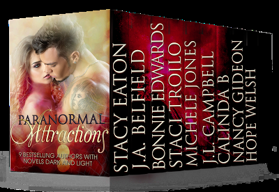 Paranormal Attractions Box Set - Now Available!