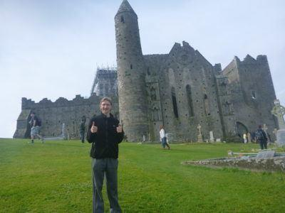 At the Rock of Cashel