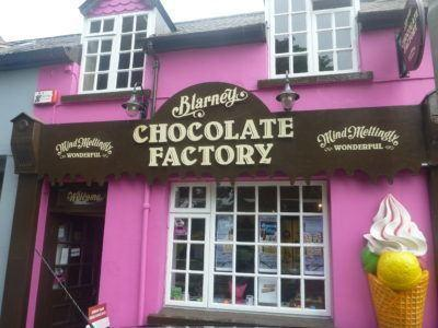 Chocolate Factory at Blarney Castle and Gardens