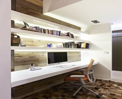 Remodeling Ideas For Your Granny Flat - cozy home office