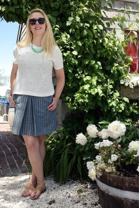 Outfits, preppy style, Guide to Nantucket, Nantucket, Boston Travel, Travel Blogger, Travel, Summer Outfits,