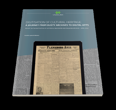 Turning your old newspaper archives into apps