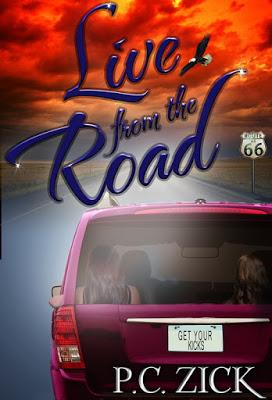 Live from the Road by PC Zick is FREE on Amazon, June 20-24