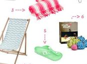 Some Beach Essentials/ Strand Spass Must Haves.
