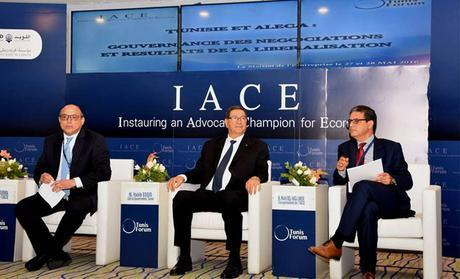 A forum held by IACE in May 2016. (Photo: Kapitalis.com)