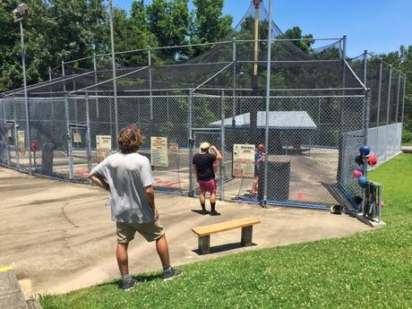 Batting Cages in Durham