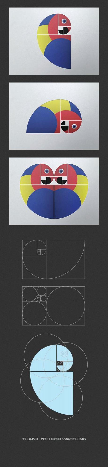 Hunting for the Golden Ratio
