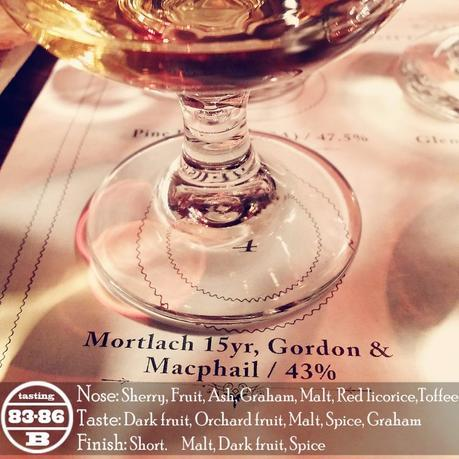 Gordon and Macphail Mortlach 15 Years Review