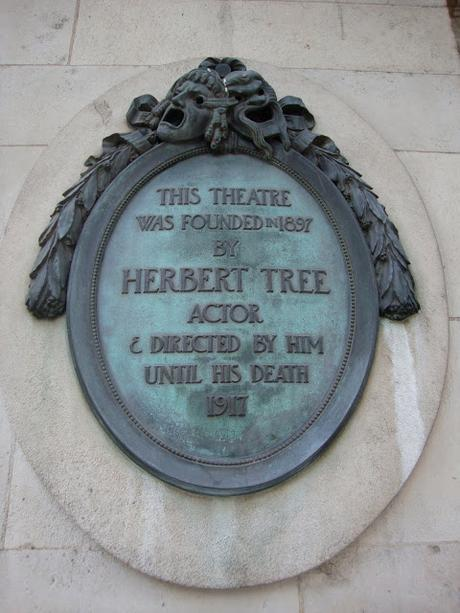 #plaque366 Herbert Beerbohm Tree