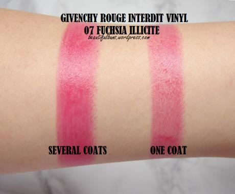 Givenchy Rouge Interdit Vinyl (4)