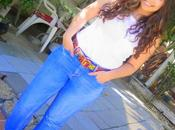 Jeans Tank.