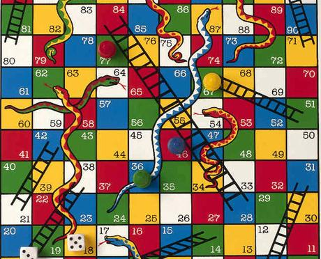 The Snakes And Ladders – Ancient Game from India