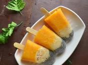 Mango Falooda Popsicle Recipe
