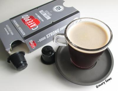 Review: CaféPod Coffee Pods (Nespresso Compatible) & 20% Discount Code