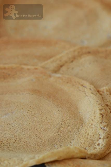 Basic Buckwheat Crepes and Pancakes - Gluten Free with a nice QQ texture