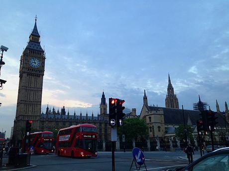 A Week In England [Part II]