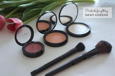 GETTING CHEEKY - STEPS ON HOW TO GET DEWY CHEEKS