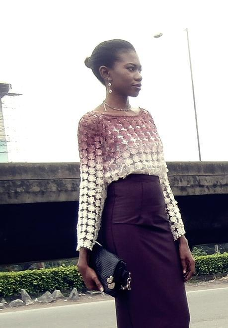 Church Style // Ombre Lace