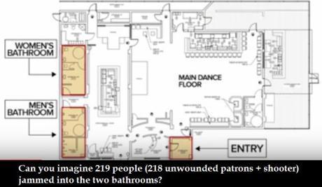 Pulse floor plan