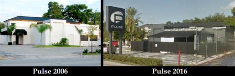 Pulse in 2006 & 2016