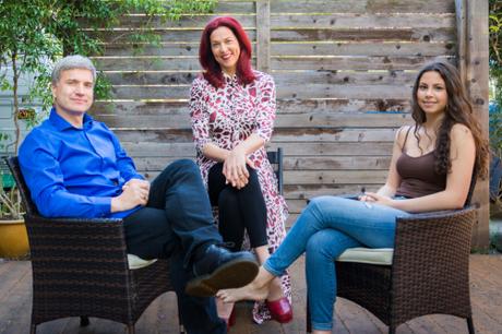 Oz, Gracie and Tallulah/Barcroft Photo