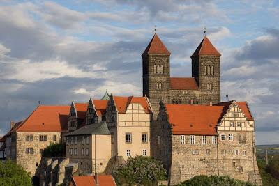 Quedlinburg Skies (ii)      [Sky Watch Friday]