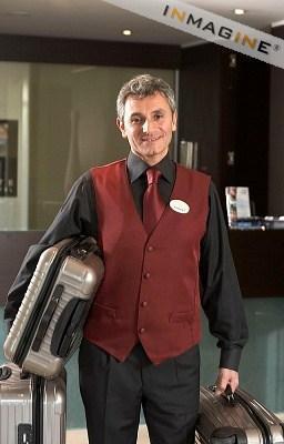 hotel porter