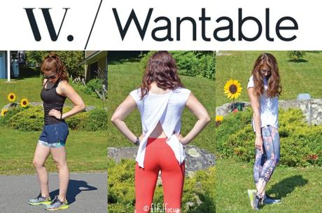 Wantable June Fitness Edit