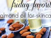 Friday Favorite: Sweet Almond