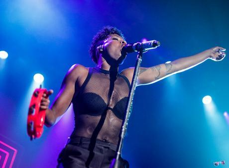 Fitz and the Tantrums Brought Good Vibes to Terminal 5 [Photos]