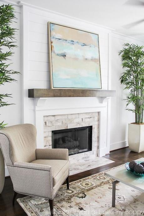 Shiplap walls and FANTASTIC decor-- Here's what to expect from the 2016 Birmingham Parade of Homes | Unskinny Boppy: