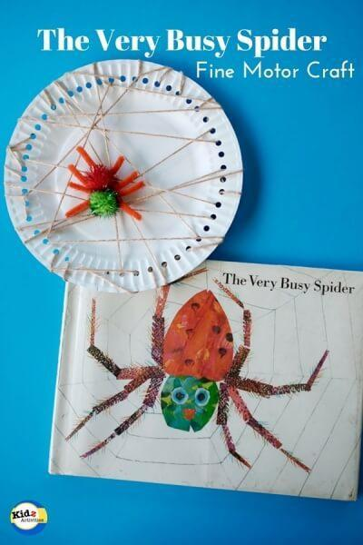 Top 10 Eric Carle Books and Crafts for Toddlers