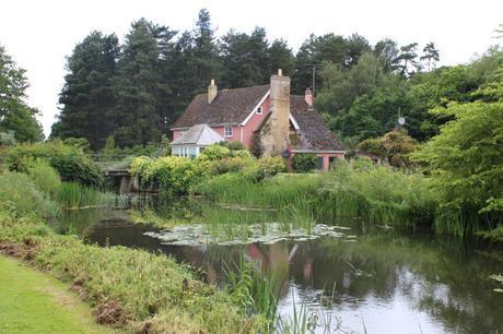 Fullers Mill Garden, West Stow