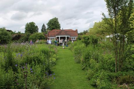 Bellflower Nursery, The Walled Garden, Langham Hill