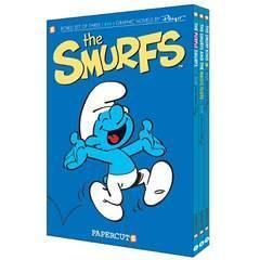 Image: The Smurfs Anthology #1, by Peyo (Author). Publisher: Papercutz (June 25, 2013)