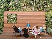 Family Retreats Their Ipe-Clad Backyard Easy Getaway