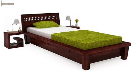 Best Single Bed Designs You Can Find at Wooden Street - Paperblog