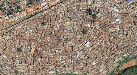 A Satellite Tour Of The World's Biggest Slums