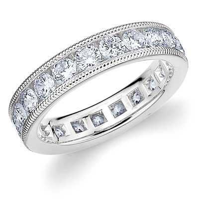 Diamond Eternity Rings Meaning