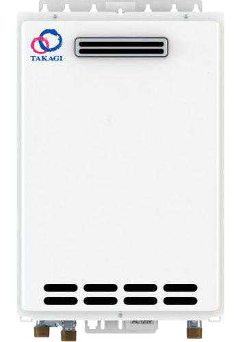 Buy Takagi T-K4-OS-NG Tankless Water Heater, Natural Gas, Outdoor