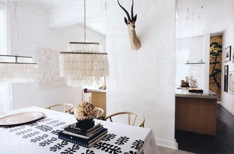 Danish home: Naja Munthe