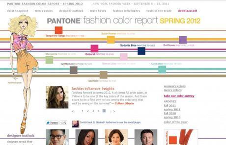 pantone, spring, 2012, palette, fashion, tangerine tango, color of the year, raymond lee jewelers
