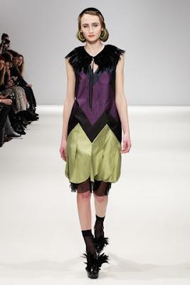 London Fashion Week A/W 12