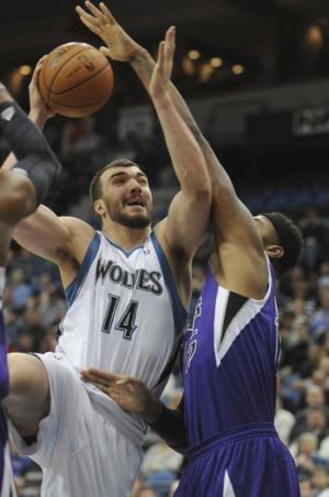Meet the NBA's Newest Serbian Sensation - The Timberwolves' Nikola Pekovic