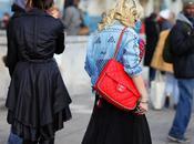London Fashion Week--Street Style 2012
