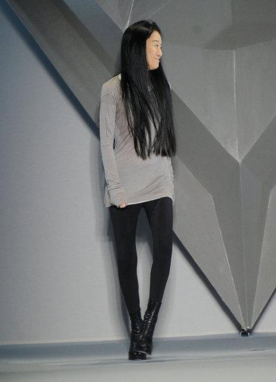NYFW: Vera Wang Fall 2012