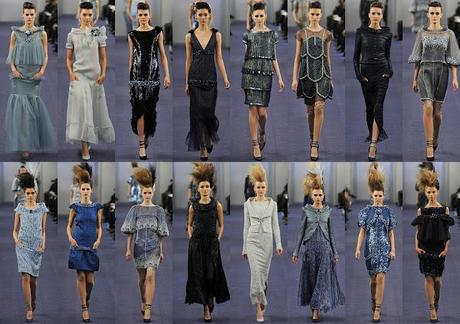 PARIS fashion week 2012 - Trend overview