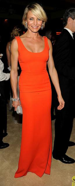 Best Dressed: Vanity Fair Oscar After Party 2012